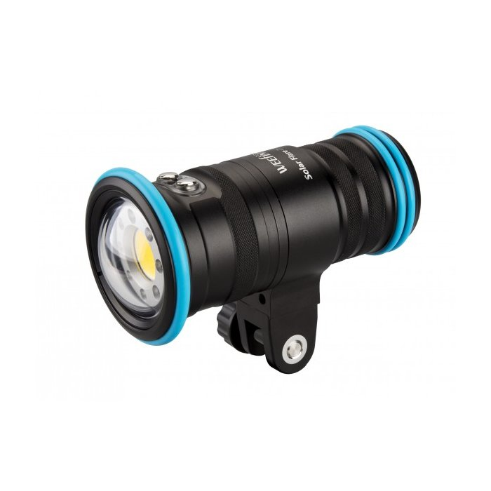 WeeFine SOLAR FLARE 5000 Lumen Underwater Photo Videolight
