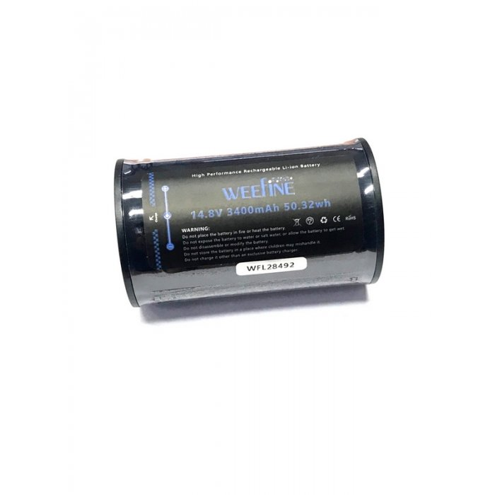 WEEFINE LI-ION BATTERY FOR SMART FOCUS 6000