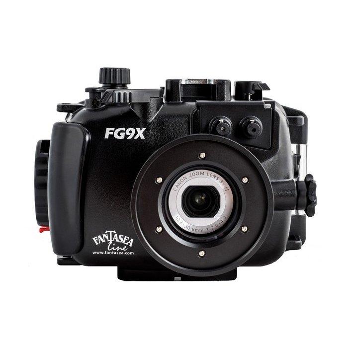 Fantasea FG9X Housing for Canon G9 X & G9 X Mark II