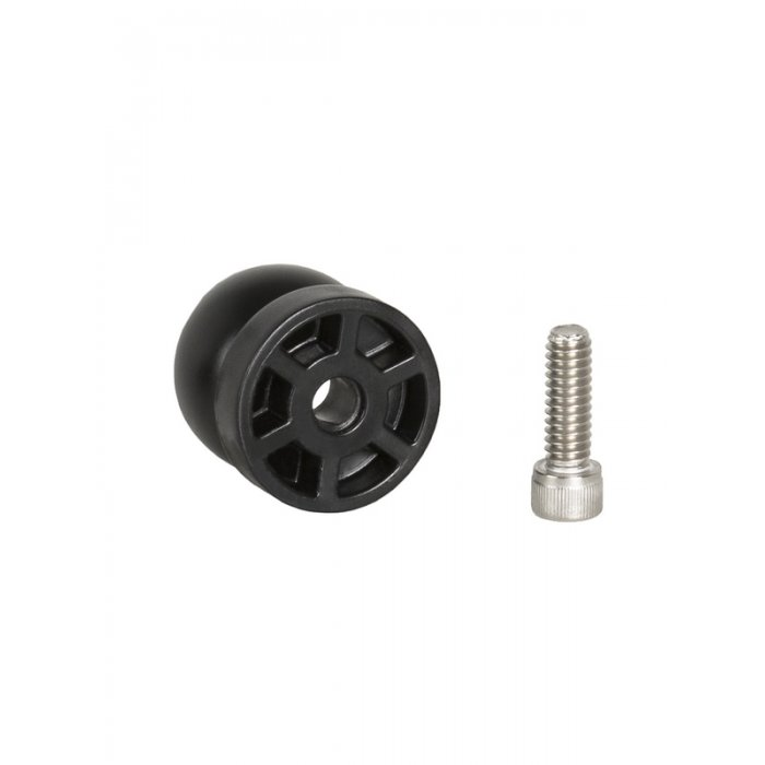 Base Mount With Hole ID 6,4 mm