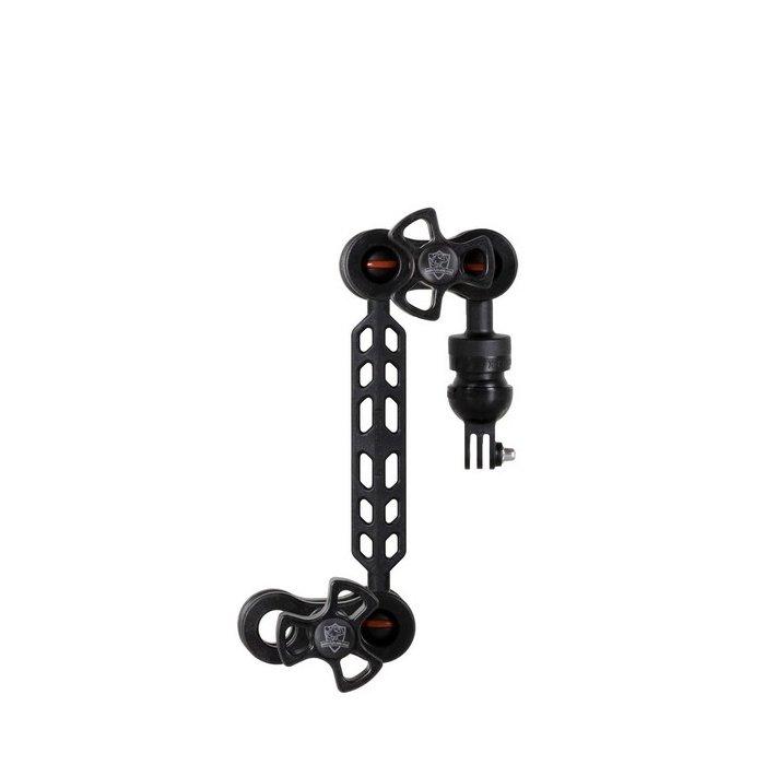 Plastic Carbon Arm Set GoPro QUDOS Light mount