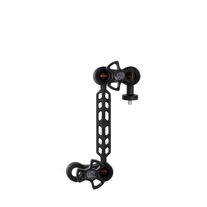Plastic Carbon Arm Set WITH  1-INCH BALL 1/4 UNC - M6 - M8 THREAD