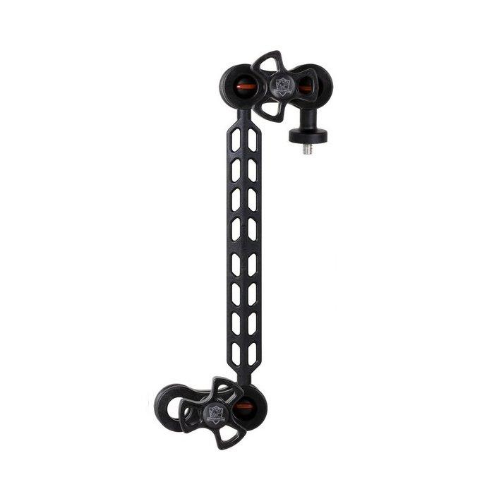 Plastic Carbon Arm Set With  1-Inch Ball 14 Unc - M6 - M8 Thread