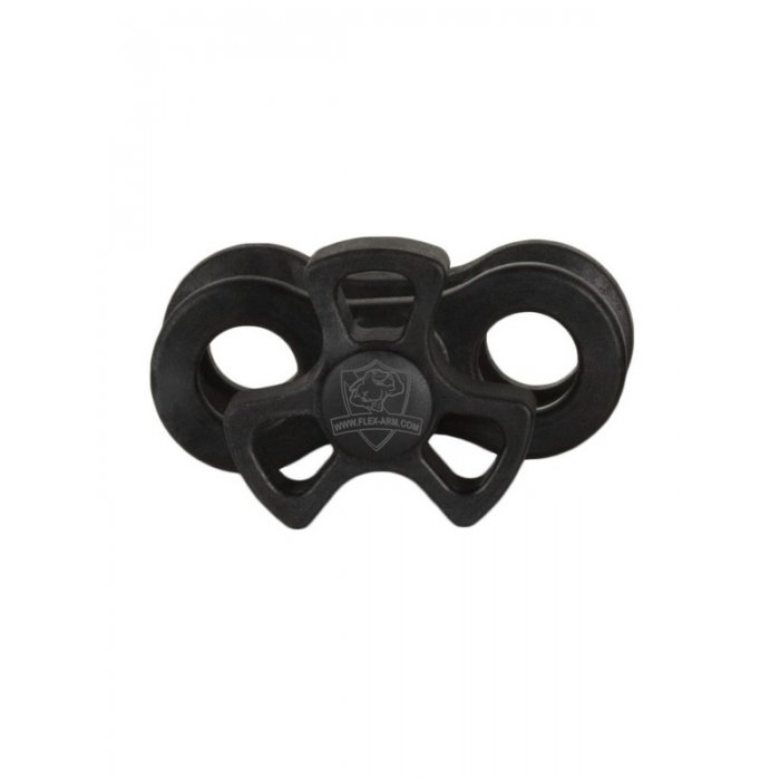Clamp for Ball Joint Arm Systems with 1-Inch Ball Black