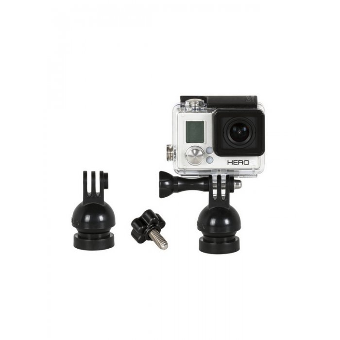 Underwater Camera Tray With Plastic Carbon  Arms Set and AND UNIVERSAL LIGHTS Mount