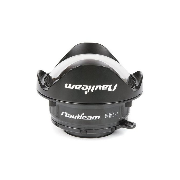 Nauticam WWL-1 Wet Wide Lens 130 67mm Wetmate lens
