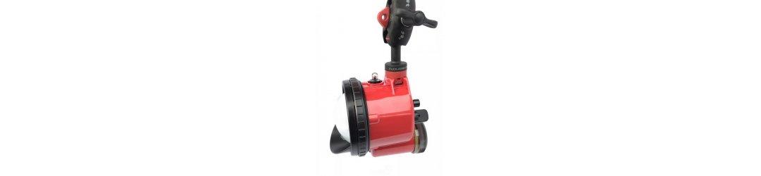 Ball Mount Adapter for Inon Strobe