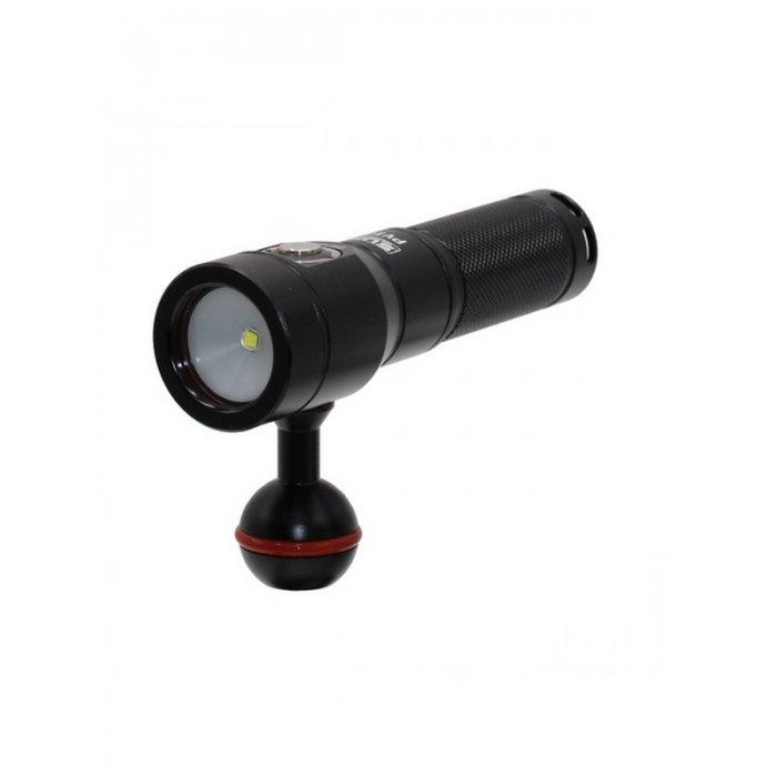 Scubalamp PV10S LED Photo/Video Light 1200 lumens