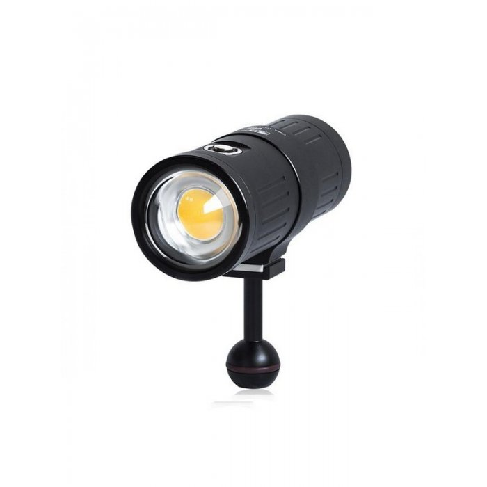 Scubalamp V4K LED Photo/Video Light - 7600 Lumens (Turbo Mode)
