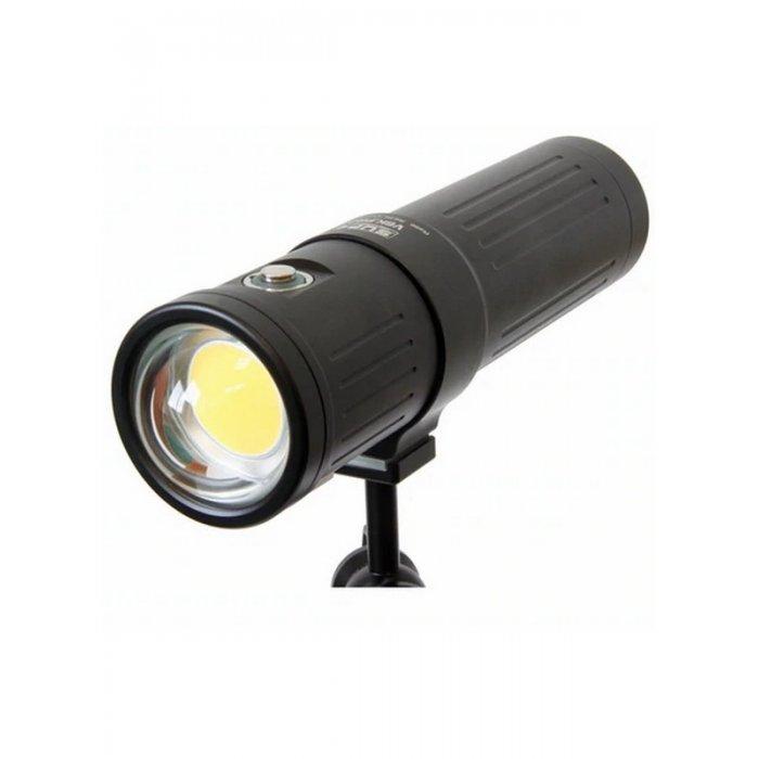 Scubalamp V6K Pro Black 12000 Lumen CRI 96