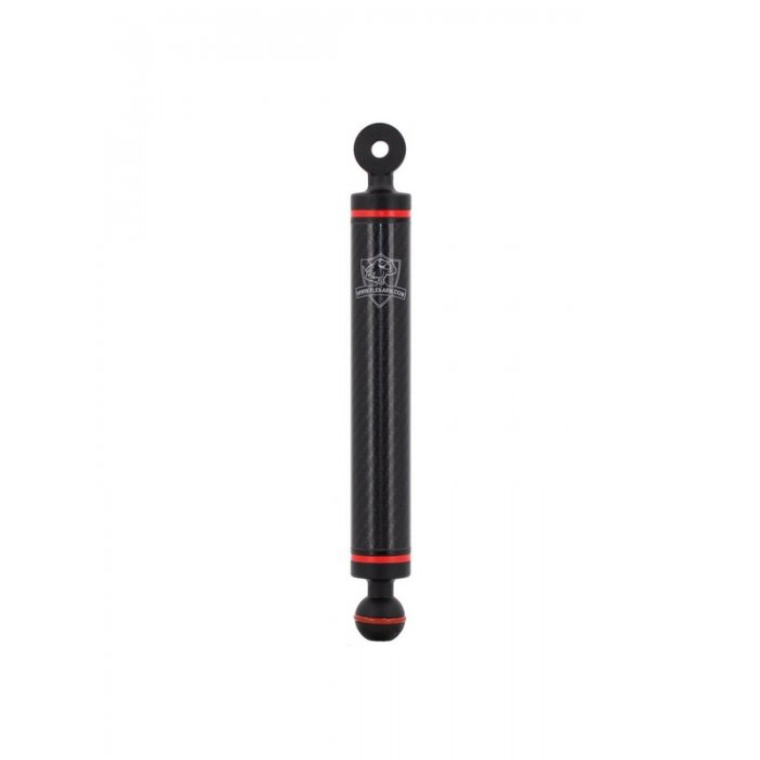 Carbon Fiber Arm 30 mm with 1-Inch Ball and Ys Mount Length 24 cm Buoyancy 40 g