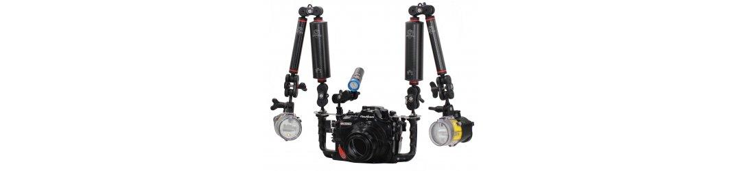 Carbon Fiber Float Arms set 360-40