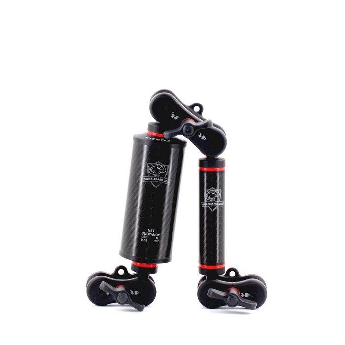 Bras Flotteur en Fibre de Carbone Kit 250-0