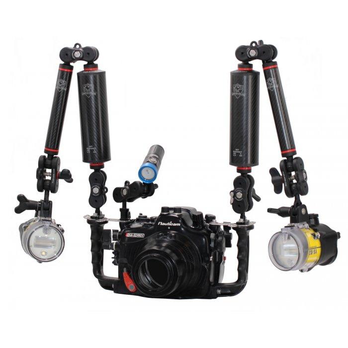 Carbon Fiber Float Arms set 470-85