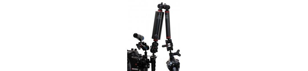 Carbon Fiber Float Arms set 360