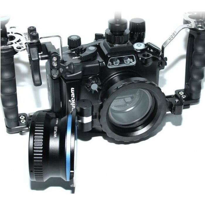 M67 Flip Diopter Holder for M67 Macro Ports