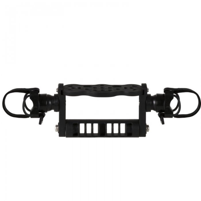 Goodman Handle With Lights Adapter and GoPro Mount Adapter