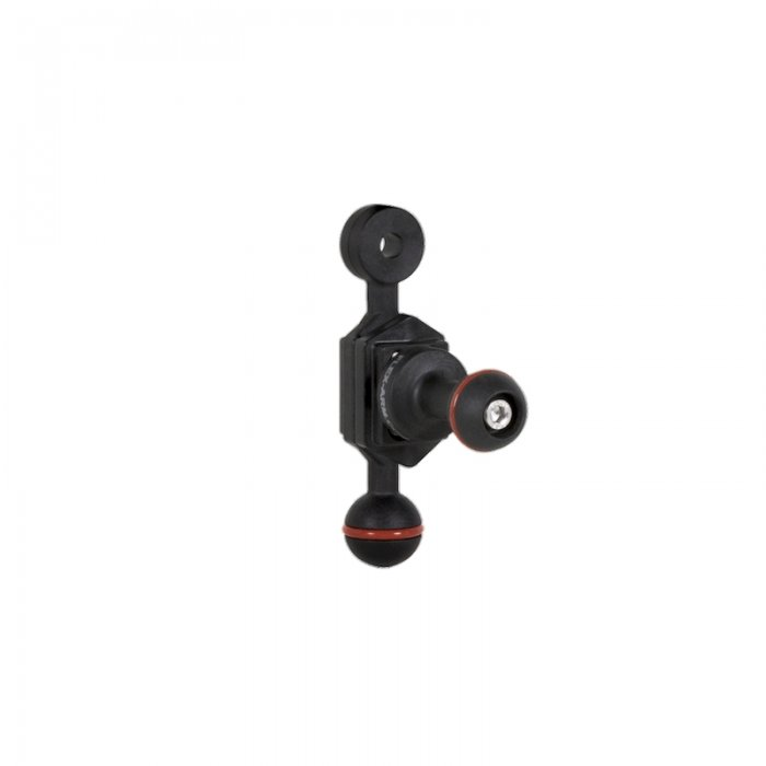 Plastic Carbon Multi Ball Arm 1-Inch Ball and YS Mount Length 12 cm