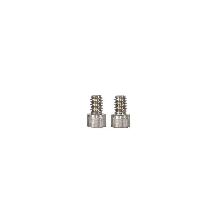 Vite Testa Cilindrica 1/4 x1/2 Inox passo Fotografico Lung. 12,3 mm