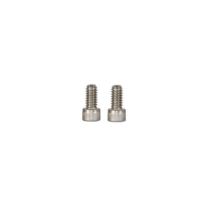 1//4-20 Knobs Camera Screw Stainless Steel Screw Leng ca 22 mm 2 Pcs PM14-22
