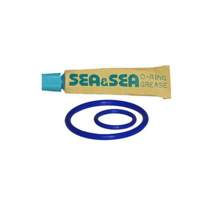 Sea and Sea Set O'Ring Vano Batterie Flash