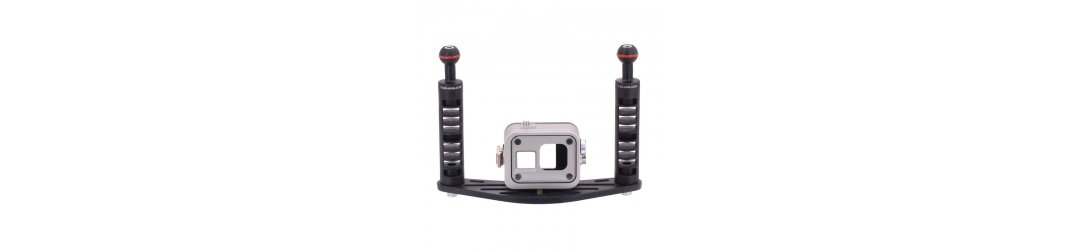 Pack Underwater Tray with T-Housing for GoPro Hero 8 250m