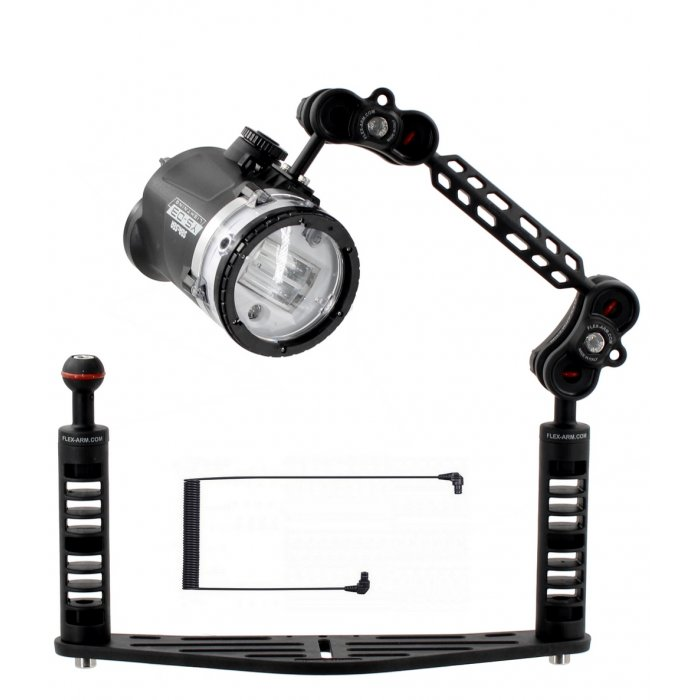 Underwater Tray for Camera Housing Package with Sea and Sea YS-D3 Strobe