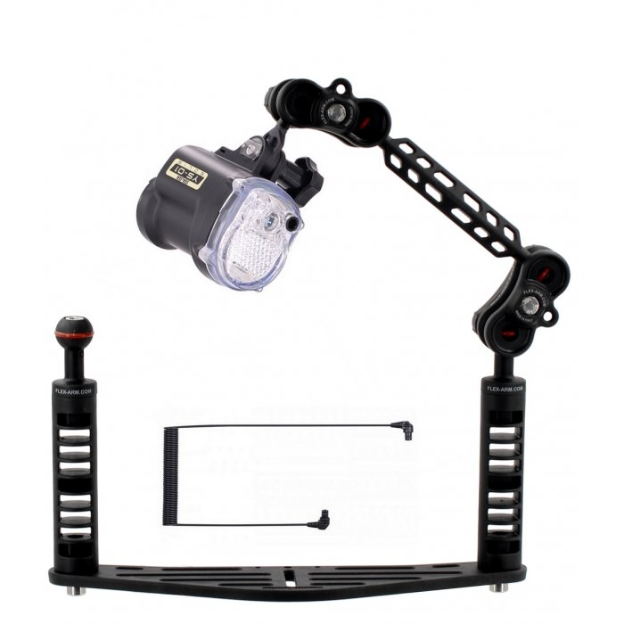 Underwater Tray for Camera Housing Package with Sea&Sea YS-01 Strobe