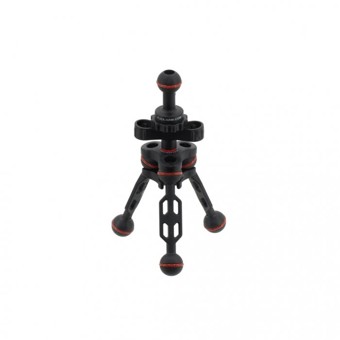 Underwater Easy Tripod 12 with 1-Inch Ball