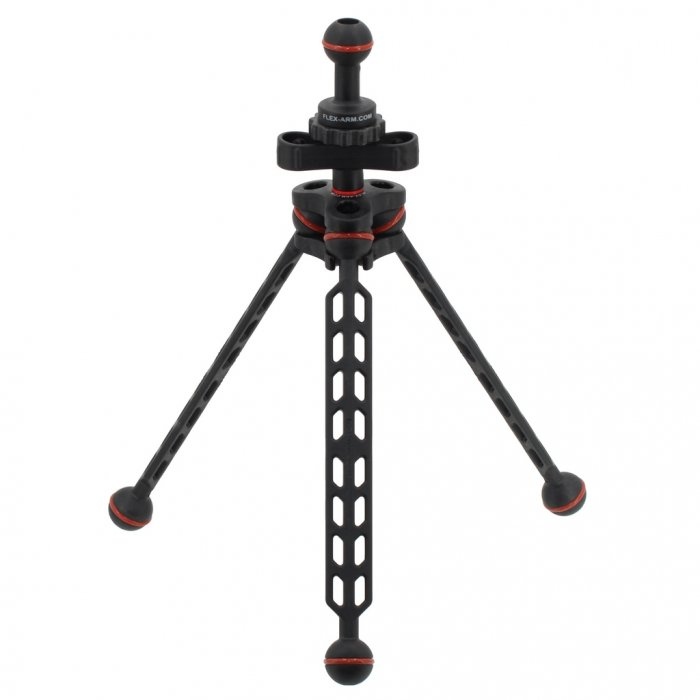 Underwater Easy Tripod 24 with 1-Inch Ball