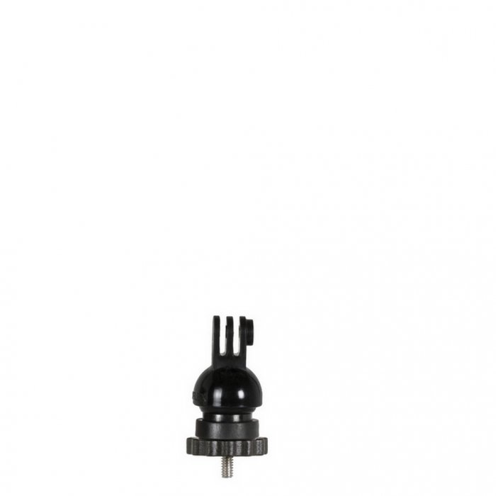 Action Cameras Adapter for GoPro DJI Osmo with 1/4-20 UNC Tripod Screw and with Flange Disc Female Thread