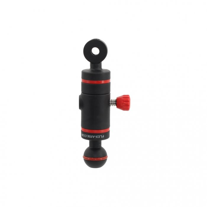 Quick Release Arm with 1-Inch Ball 25 mm and Ys Mount Leng 130 mm