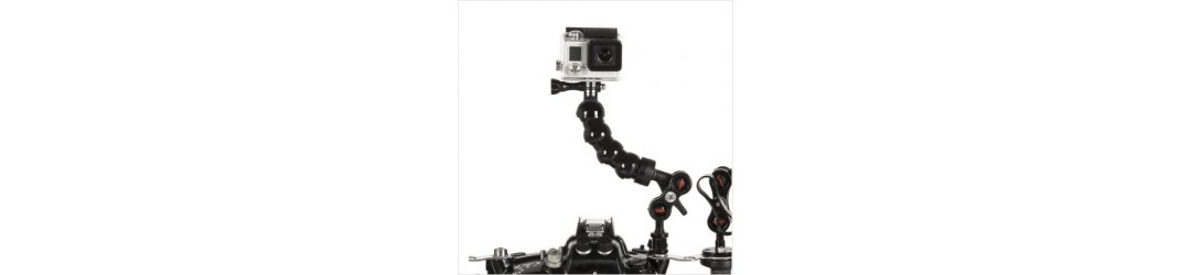 Action Camera Adapter for gopro With 1-inch Ball 25 mm