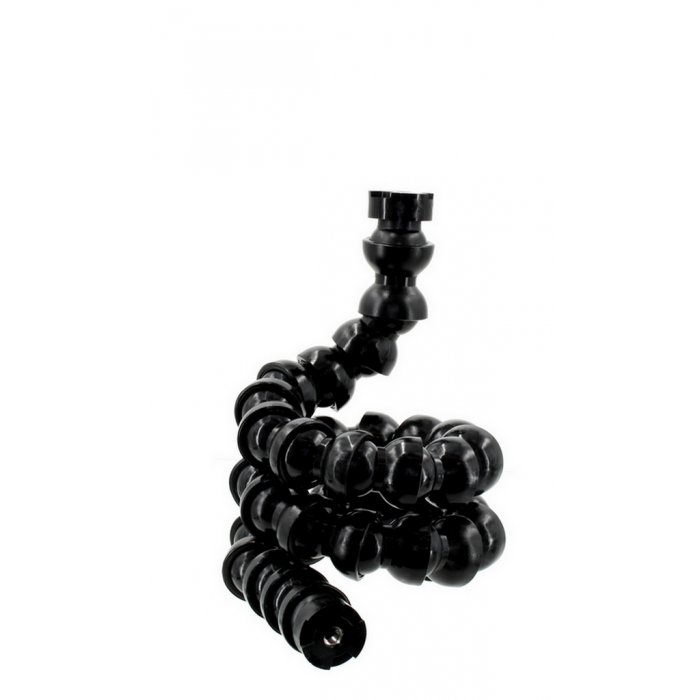 1/2 Flexible Arm Gooseneck With Two 1/4-20 Female Thread Bolt Leng 68 cm