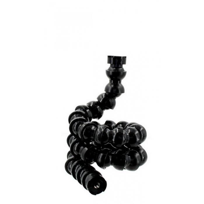 Braccio Flessibile 1/2 Doppio Filetto Femmina 1/4 Fotografico Lung 68 cm