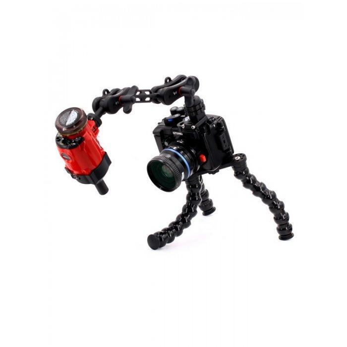 Underwater camera tripod